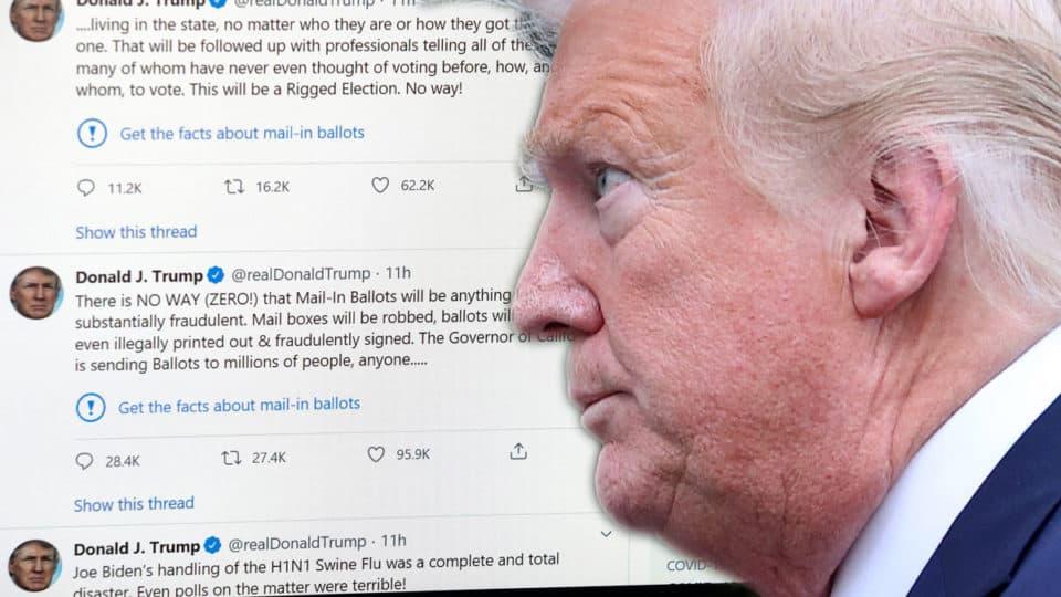 Facebook i Twitter pojačali borbu protiv dezinformacija o američkim izborima
