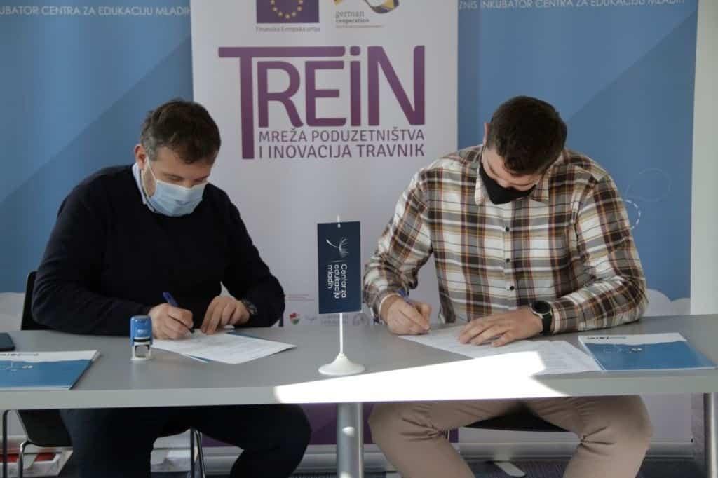 TREIN/ Za devet mladih poduzetnika u Travniku 97 hiljada KM