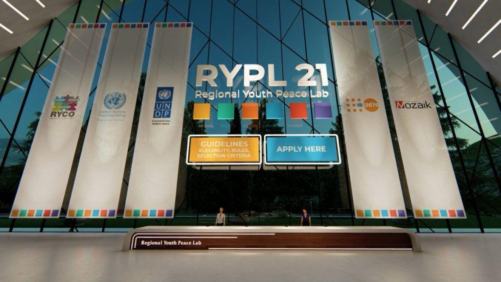 Regional Youth Peace Lab 2021 - Riješi problem, osvoji nagrade i pokreni promjene