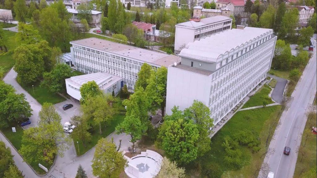 Arhitektonski fakultet u Sarajevu